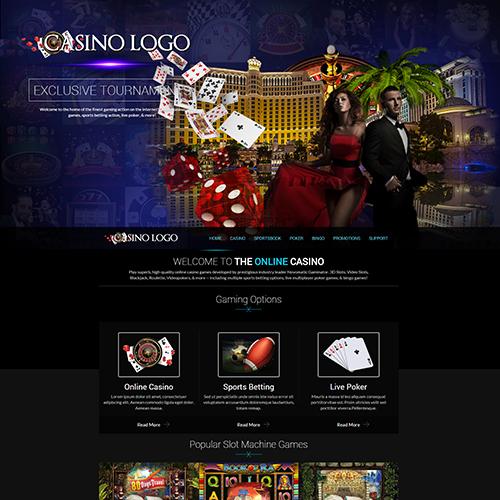 Turnkey online casino wid horse casino