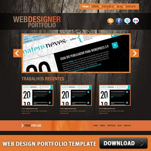Web-Design-Portfolio-Template-L