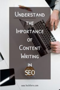 Understand the Importance of Content Writing in SEO