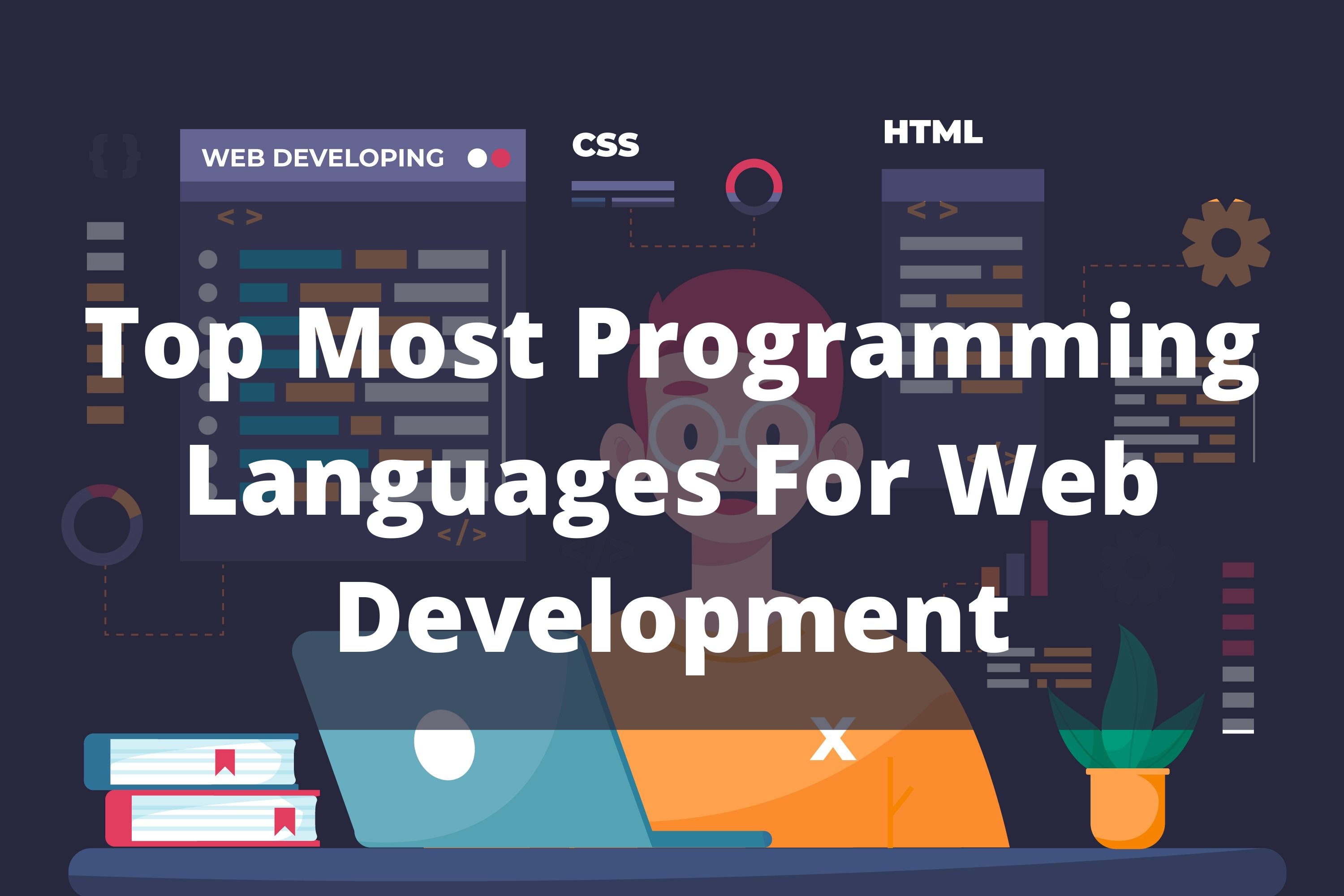 Top Most Programming Languages For Web Development