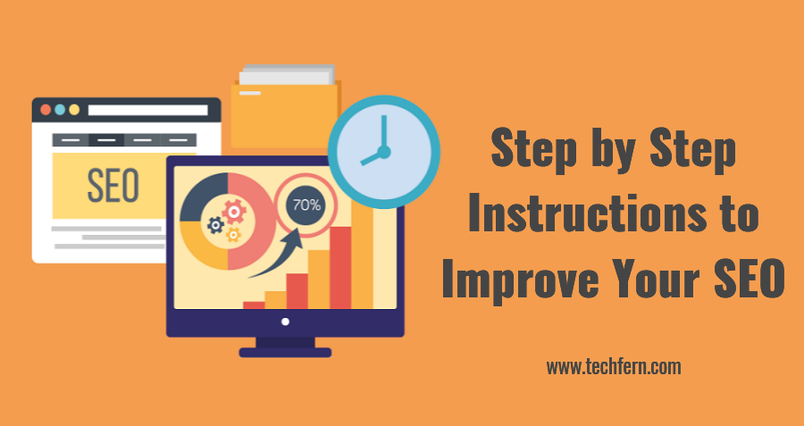 instructions to Improve Your SEO