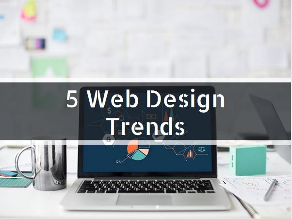 5 Web Design Trends